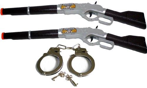 Electronic Toy Guns Kids 2pc Toy B/o Electronic