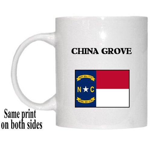 China Grove mug