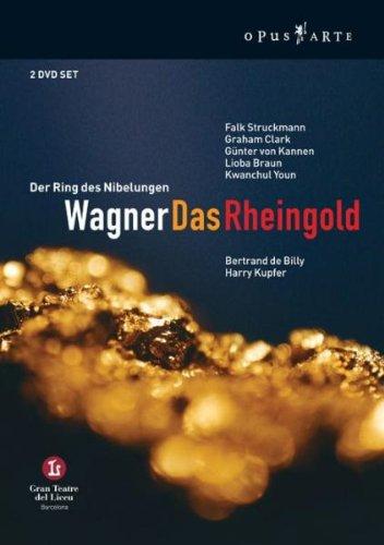 El Oro Del Rin (B.De Billy) - Wagner - DVD