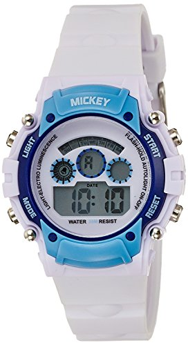 Disney Disney Digital Multi-Color Dial Boys's Watch - 1K2314P-MC-003WE (Multicolor)