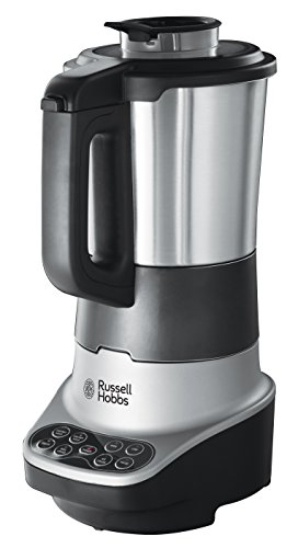 Russell Hobbs Soup & Blend - Blender Chauffant 2en1, 8 programmes préréglés, 1.75 L, 21480-56