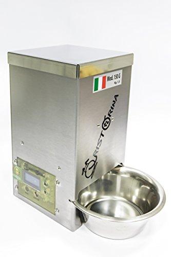 Mangiatoia Automatica Ristorina 150G Distributore di Cibo