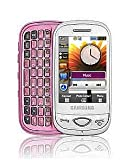 Samsung B3410 GSM Quad band Unlocked Cell Phone with 2mp Camera, Touch Screen, Qwerty Keyboard, Mp3 Player, and Bluetooth  international Version with No Warranty electronics  Warranty Video Capture version Users Messages Unlocked Touch Talk Time T Mobile Stereo Fm Radio Screen Samsung Gsm Samsung Recording Mp3 Qwerty Keyboard Qwerty QuadBand Quad Band Player Phone Music Player Message Box Memory Card Keyboard Mp3 Player Keyboard Features Keyboard Homescreen Gsm Carriers Edge Capabilities Downloadable Games Dnse Cell camera BluetoothInternational B3410 A2dp 