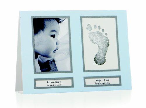 Pearhead Birth Announcements, Blue