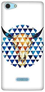 The Racoon Lean Taurus hard plastic printed back case / cover for Micromax Canvas Selfie 3 Q348