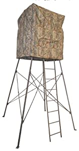 Big Game Treestands The Renegade Box Blind by Big Game Treestands