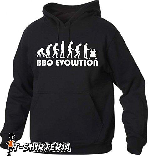 felpa-con-cappuccio-humor-evolution-bbq-tutte-le-taglie-uomo-donna-s-m-l-xl-xxl-maglietta-by-tshirte