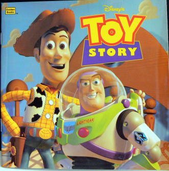 "Golden Books ""TOY Story"" - 1"