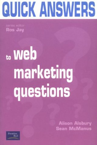 Quick Answers to Web Marketing Questions