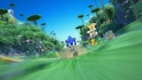 Sonic Colours  galerija