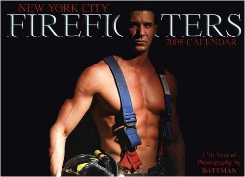 New York City firefighters 2008 Calendar