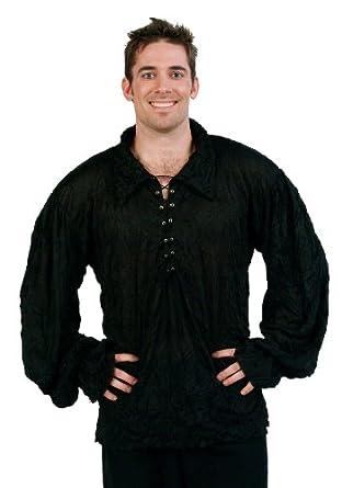 Renaissance Shirt Black-One Size