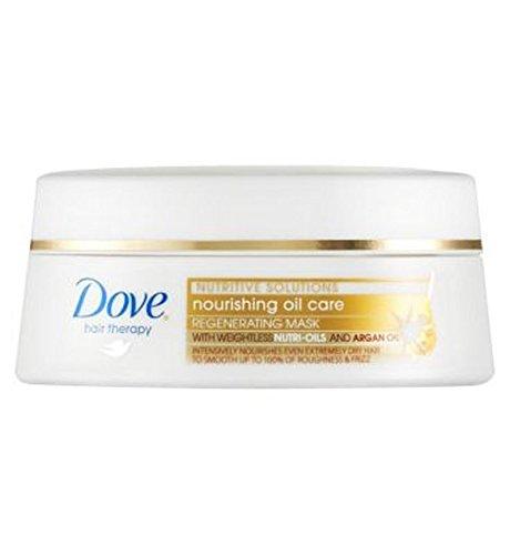 DoveCapelli Nutriente Cura Olio Riparazione Maschera 200ml
