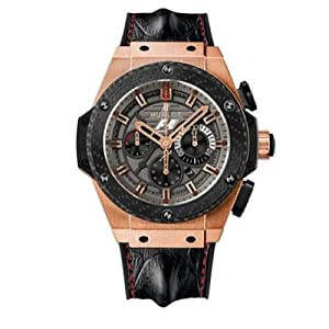 Hublot King Power F1 Men's Chrono Rose 18K Gold Limited edition of 250 pieces - 703.OM.6912.HR.FMC12 by Hublot