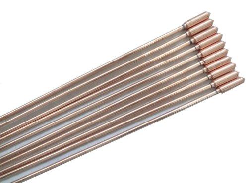 Misol 10 Pcs/Lot Of Copper Heat Pipe (170Cm), For Solar Water Heater / Solar Hot Water Heating / For Solar Collector