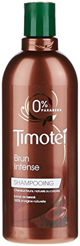 Timotei shampoo intensi marroni 300 ml - Set di 2