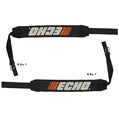 Leaf Blower & Vacuum Parts New Set of 2 OEM Echo Backpack Blower Straps Harness C061000100 PB-260 PB-601 (Snow Blower Gas Used compare prices)
