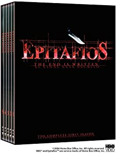 Epitafios: The Complete First Season [Import]