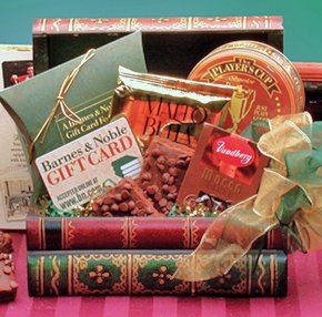 Amazon.com : Book Lovers Gourmet Gift Basket w/$25 Barnes