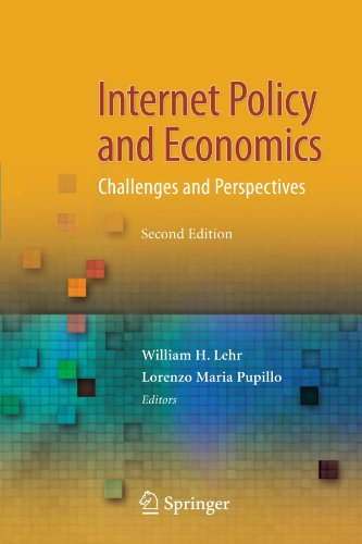 Internet Policy and Economics: Challenges and Perspectives