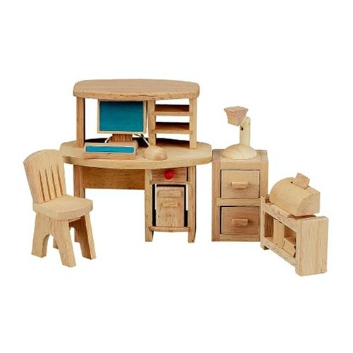 Small World Online at Home Office 11 Piece Set - Buy Small World Online at Home Office 11 Piece Set - Purchase Small World Online at Home Office 11 Piece Set (Small World Toys, Toys & Games,Categories,Preschool,Pre-Kindergarten Toys)
