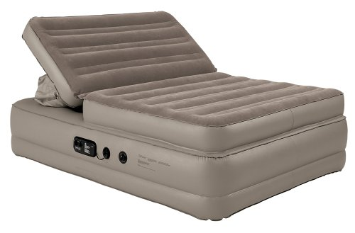 Wenzel Insta Flex Queen Size Airbed With Pump Gosale