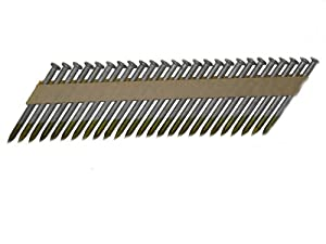 Pneu-Tools 922425 2-1/2-Inch by 0.148 30-33 Degree Hot Dipped
