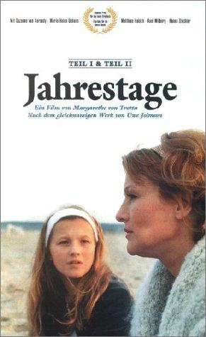 Jahrestage (4 Teile) [VHS]