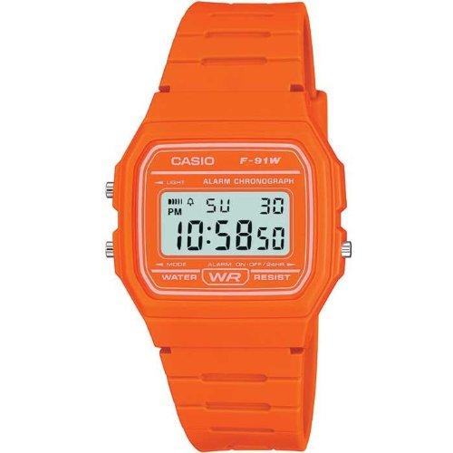 casio-mens-f-91wc-4a2ef-quartz-watch-with-orange-dial-digital-watch-and-orange-resin-strap