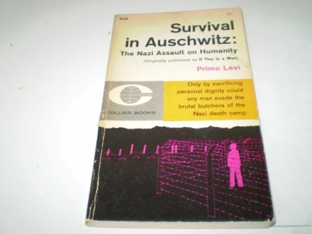 essays on survival in auschwitz Suggested essay topics and project ideas for survival in auschwitz part of a detailed lesson plan by bookragscom.