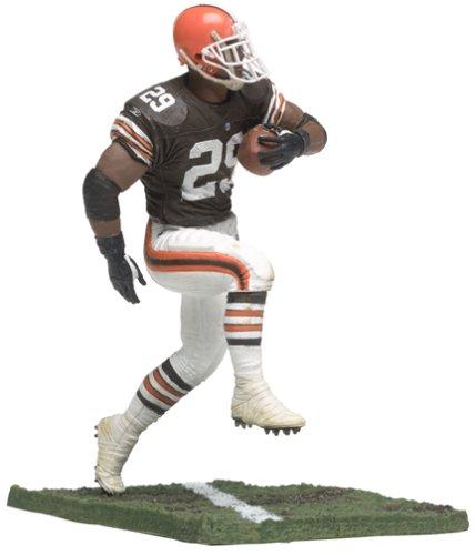 McFarlane Sportspicks: NFL Series 3 James Jackson Action Figure