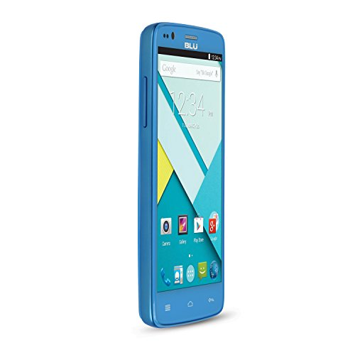 BLU Star 4.5 Design Edition Global GSM - Unlocked (Blue)