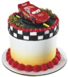 Cars Mcqueen Petite Cake Topper By Disney