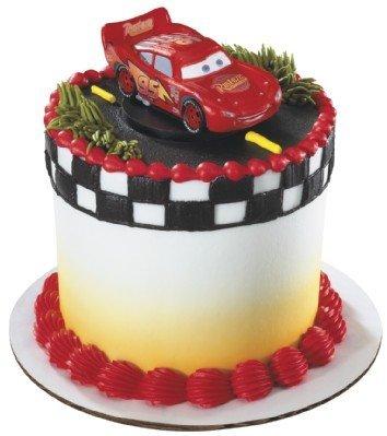 Cars Mcqueen Petite Cake Topper By Disney