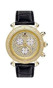 NEW! Aqua Master Unisex Round 20-Diamond Watch