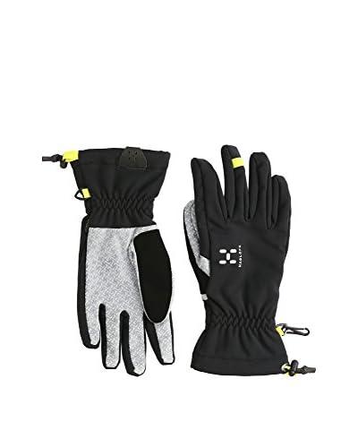 HAGLOFS Handschuhe Grepp schwarz