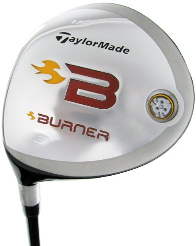 Taylor Made Golf- LH 2008 Burner Fairway Wood