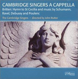 Cambridge Singers A Capella by Collegium