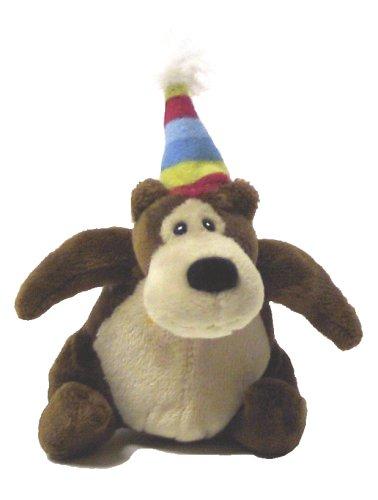 Happy Birthday Message Bear by