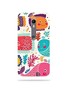 alDivo Premium Quality Printed Mobile Back Cover For Moto X Style / Moto X Style Case Cover (XT018)