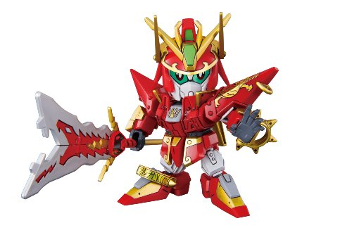 Bandai Hobby BB#002 Shin Chouhi Gundam Bandai SD Action Figure