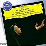 Strauss: Four Last Songs / Karajan, Berlin Philharmonic Orchestra ~ Richard Strauss