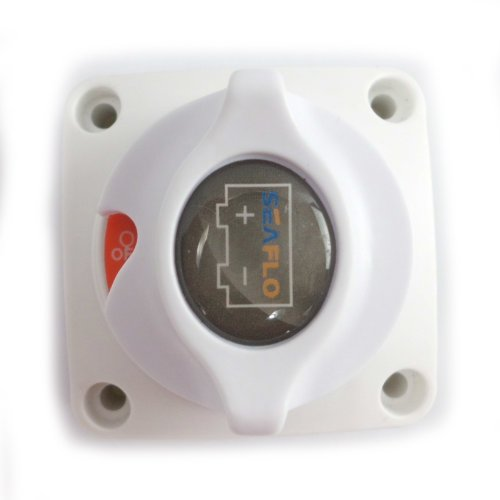 Seaflo Boat Electrical Bettery Isolator Selector Switch