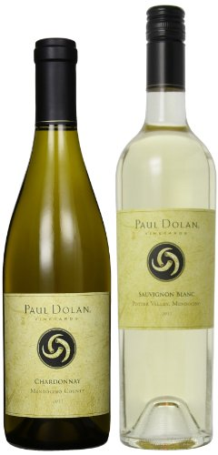 Paul Dolan Best Of Mendocino Organically Grown Whites (1St Edition), 2 X 750 Ml