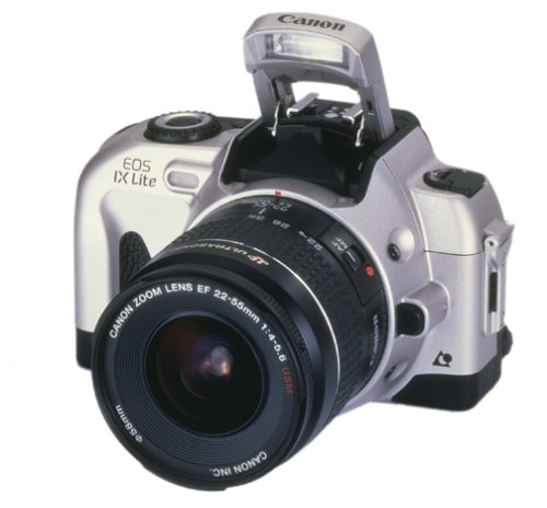 Best Review Of Canon EOS IX Lite APS SLR Camera w/ 22-55mm Lens