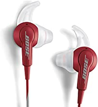 Bose SoundTrue Cuffie In-Ear, Rosso Mirtillo