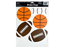 Bulk Buys KK963-96 Sport Clings