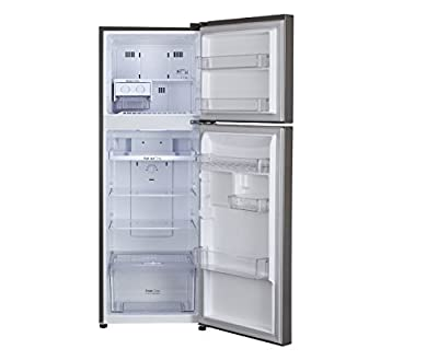 LG GL-B282SGSM Frost free Double-door Refrigerator (255 Ltrs, 3 Star Rating, Graphite Steel)