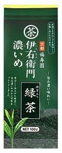 伊右衛門 旨み濃いめ緑茶 100g
