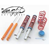 V-Maxx Suspension Coilover Spring Damper Kit Peugeot 106 Rally / XSI / GTI / 1.5 D October 1991 to March 1996